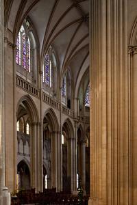 Coutances, Notre-Dame Cathedral Choir Elevation
