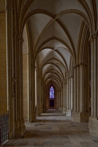 Coutances, Notre-Dame Cathedral North Aisle
