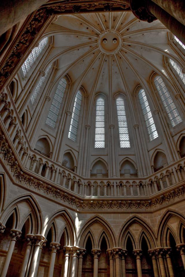 Coutances, Notre-Dame Cathedral Lantern