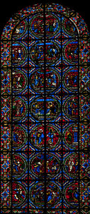 Poitiers Cathedral of Saint Peter, The Lives of Saint Peter and Saint Paul