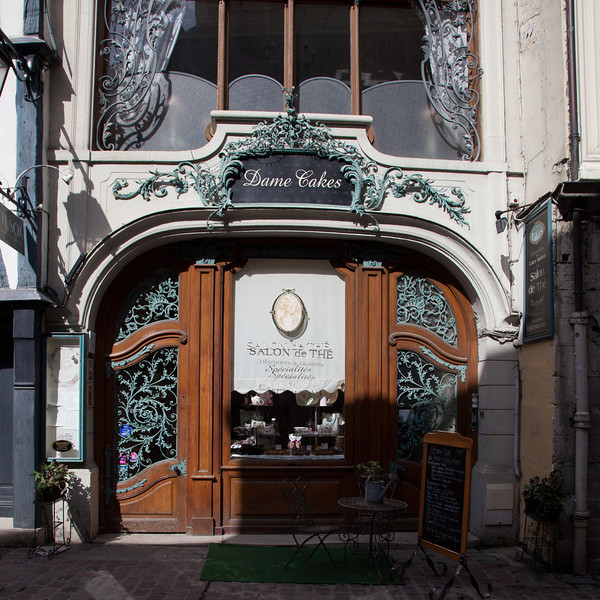 Rouen Pastry Shop