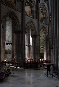 Rouen, Notre-Dame Cathedral Nave Arcade