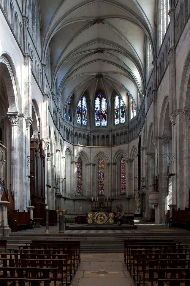 Vienne, Saint-Maurice Cathedral Choir