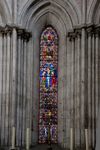 Vienne, Saint-Maurice Cathedral Life of Christ Window