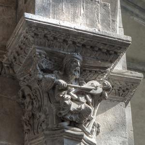 Vienne, Saint-Maurice Cathedral King David