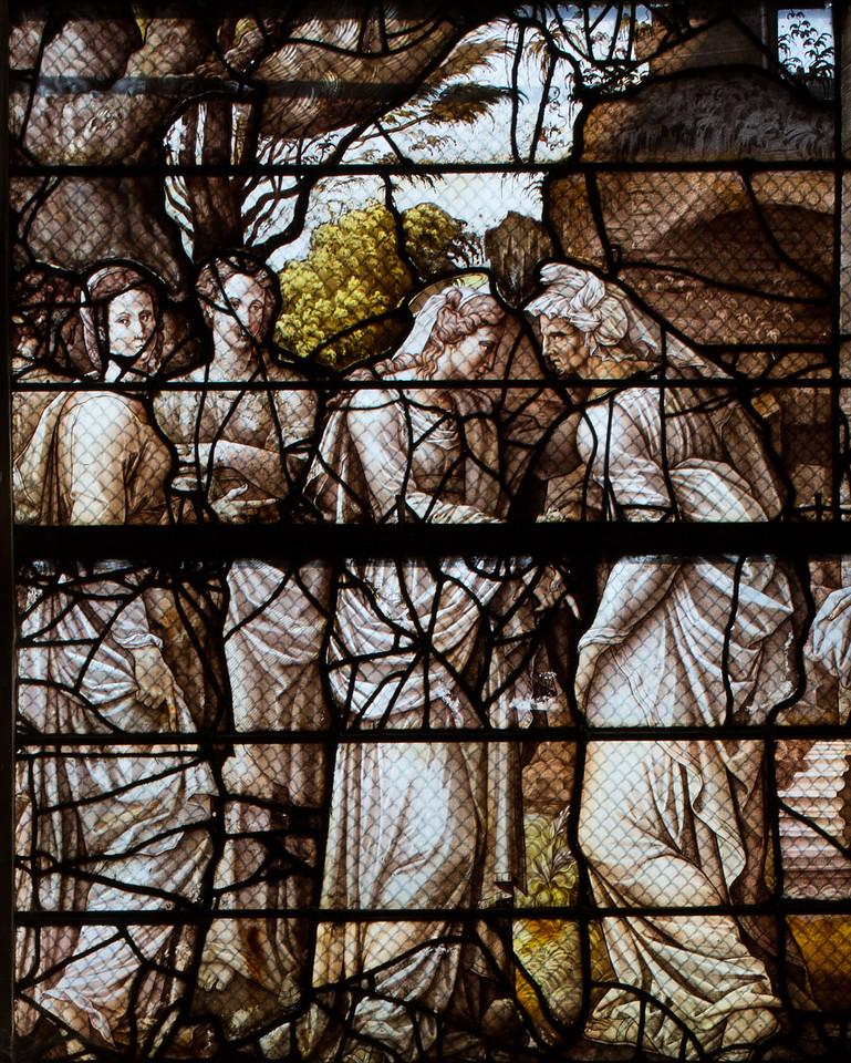 Gisors, Saint-Gervais-Saint-Protais Church, The Visitation