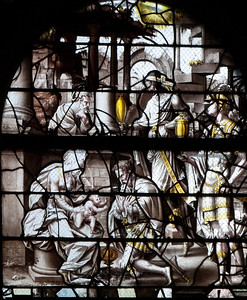 Gisors, Saint-Gervais-Saint-Protais Church Adoration of the Magi