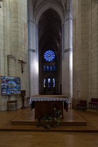 Gisors, Saint-Gervais-Saint-Protais Church Rose Window