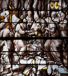 Gisors, Saint-Gervais-Saint-Protais Church, The Circumcision
