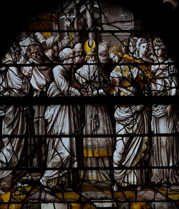 Gisors, Saint-Gervais-Saint-Protais Church, The Marriage of Joseph and Mary