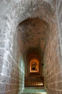 Mont Saint-Michel Stairway