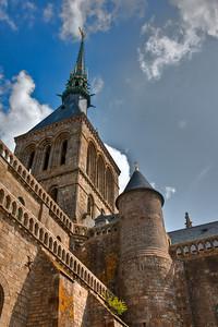 Mont Saint-Michel Tower