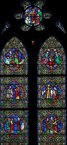 Neufchatel-en-Bray - Eglise Notre-Dame - The Story of Saint Joseph