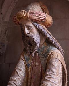 Neufchatel-en-Bray, Eglise Notre-Dame = The Entombment - Nicodemas