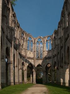 Ourscamp Abbey - The Choir