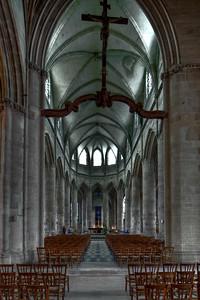 Saint-Lo, Notre-Dame Church Choir