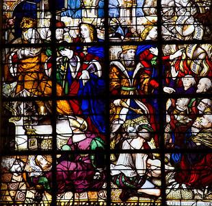 Saint-Quentin Basilica, Saint Catherine of Alexandria
