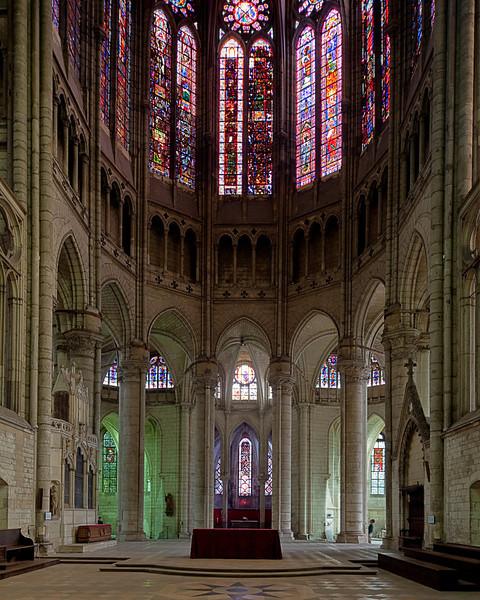 Saint-Quentin Basilica Choir