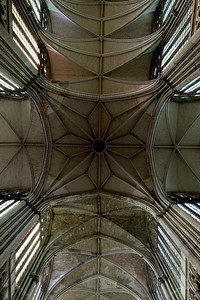 Saint-Quentin Basilica Crossing Vault