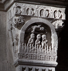 Autun Cathedral of Saint-Lazarus, The Damned