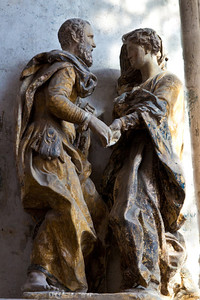 Troyes - Saint-Pantaleion - Anna & joachim at the Golden Gate