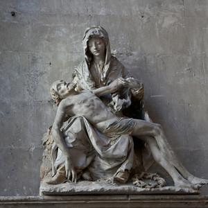 Troyes - Saint-Pantaleion - Pieta