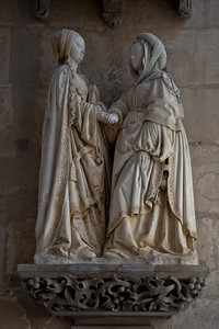 Troyes , Saint-Jean-au-Marche, The Visitation