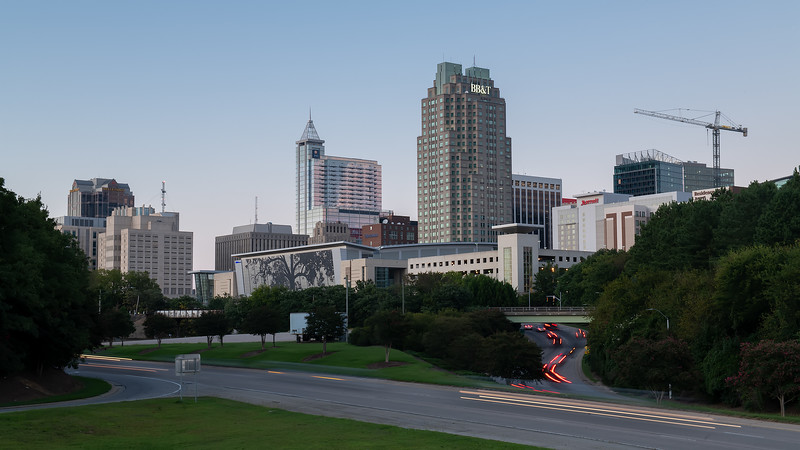 Downtown Raleigh 1