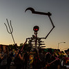 25th Annual All Souls Procession 2014, Tucson, Arizona USA