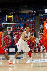 Nick Johnson - 13. Arizona vs Clemson basketball 10Dec2011