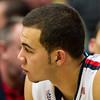 Gabe York (1). Arizona vs Washington basketball 20Feb2013