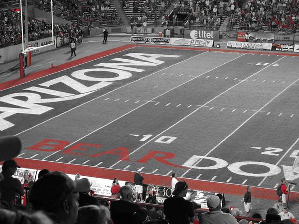 UA vs Oregon 2005