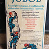 Jubol: Little men to clean out your colon. 1920 French Ad [Illustrator Recreation - colorized]. Laser print to wood transfer. Proudly hanging in my guest bathroom.