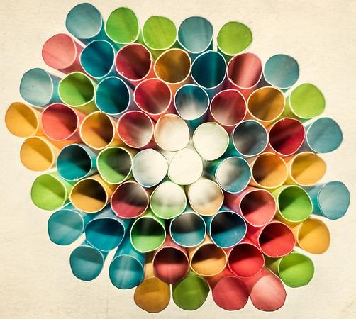 Color Straws