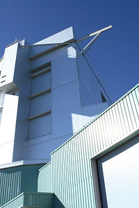 Large Binocular Telescope (LBT). Mt. Graham, Arizona USA