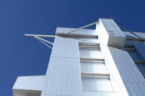 Large Binocular Telescope (LBT). Mt. Graham, Arizona USA
