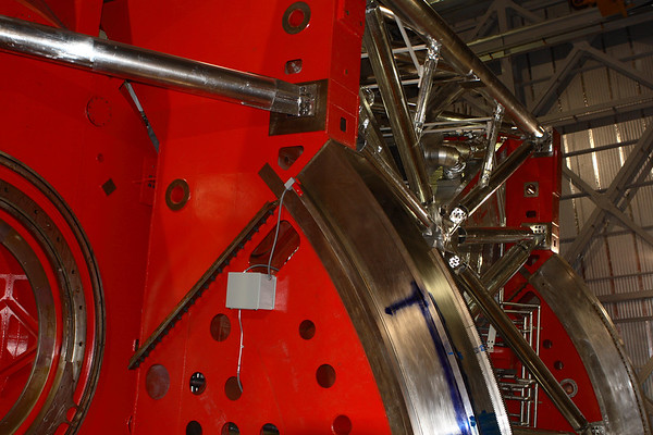 Large Binocular Telescope (LBT) C-Rings. Mt. Graham, Arizona USA