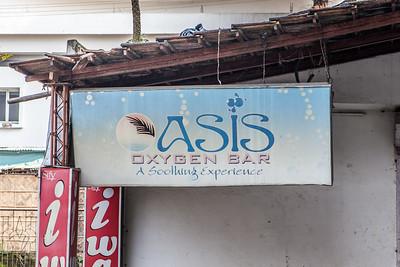 Where's that refreshing oxygen bar? Guwahati, Assam India