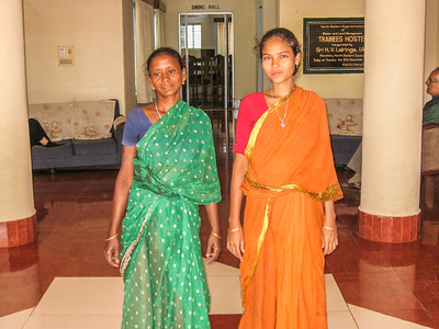 housekeepers. Tezpur, Assam India