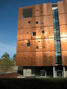 College of Optical Sciences Meinel Building West Wing. The University of Arizona, Tucson, Arizona USA