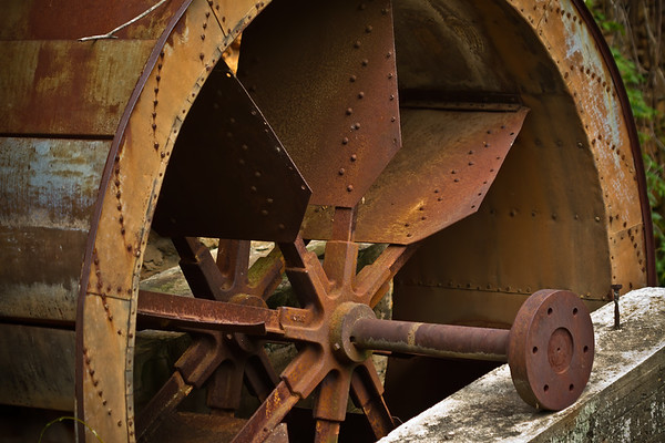 Anderson Mill, North Tyger River, Spartanburg, South Carolina USA