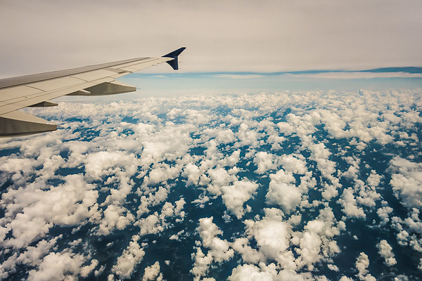 US  Airways Flight from New York to Phoenix