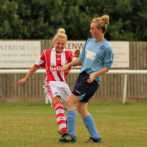 CWFC v Stoke City Ladies
