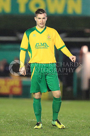 Hitchin Town v Chesham Utd