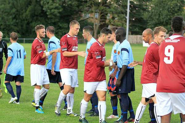 Potters Bar v Uxbridge