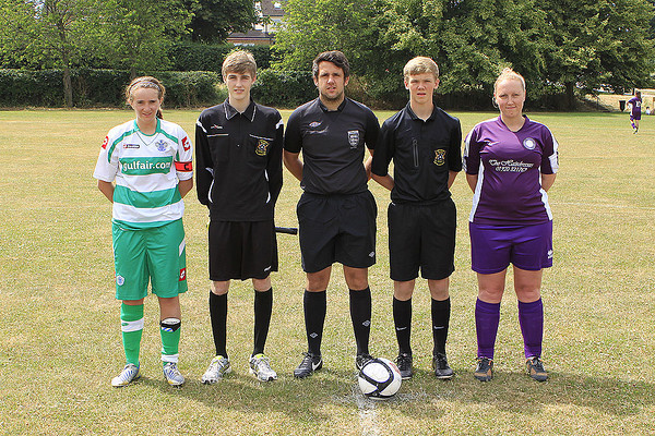 Standon&Puckeridge v QPR Ladies