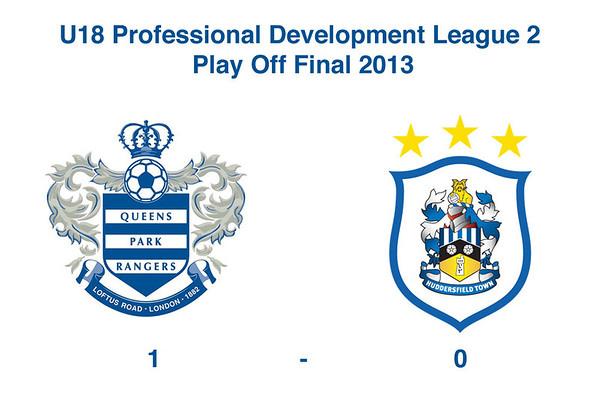 QPR v Huddersfield Town U18 Final