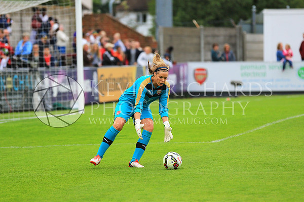 Arsenal Ladies v Liverpool Ladies