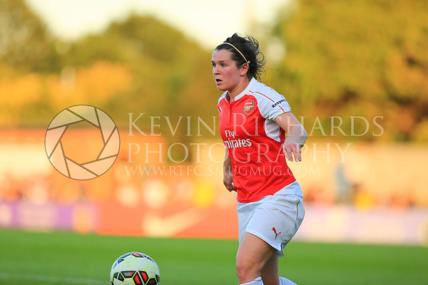 Arsenal Ladies v Manchester City Women