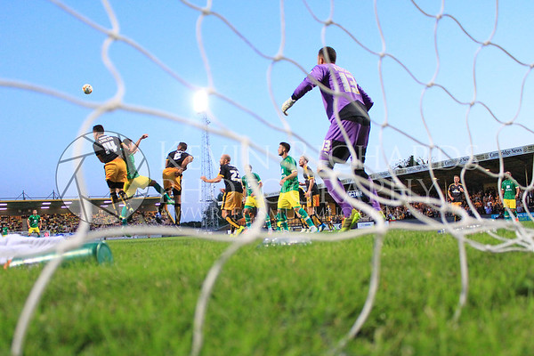 Cambridge Utd v Norwich City